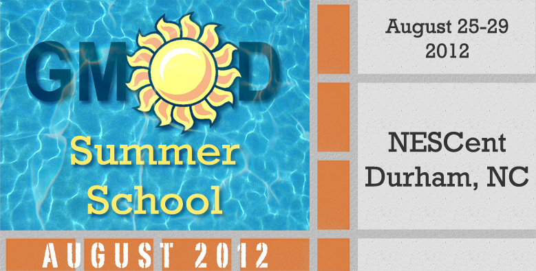 2012 Summer School splash screen
