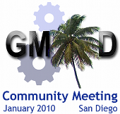 January 2010 GMOD Meeting