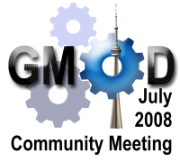 July 2008 GMOD Meeting