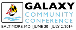 2014 Galaxy Community Conference