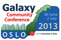 2013 Galaxy Community Conference