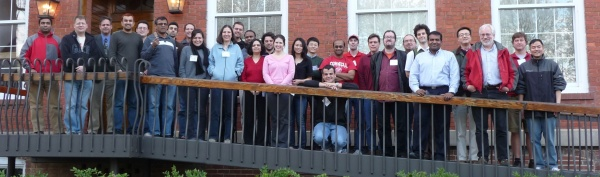 March 2011 GMOD Spring Training Participants, minus a few