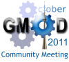 October 2011 GMOD Meeting